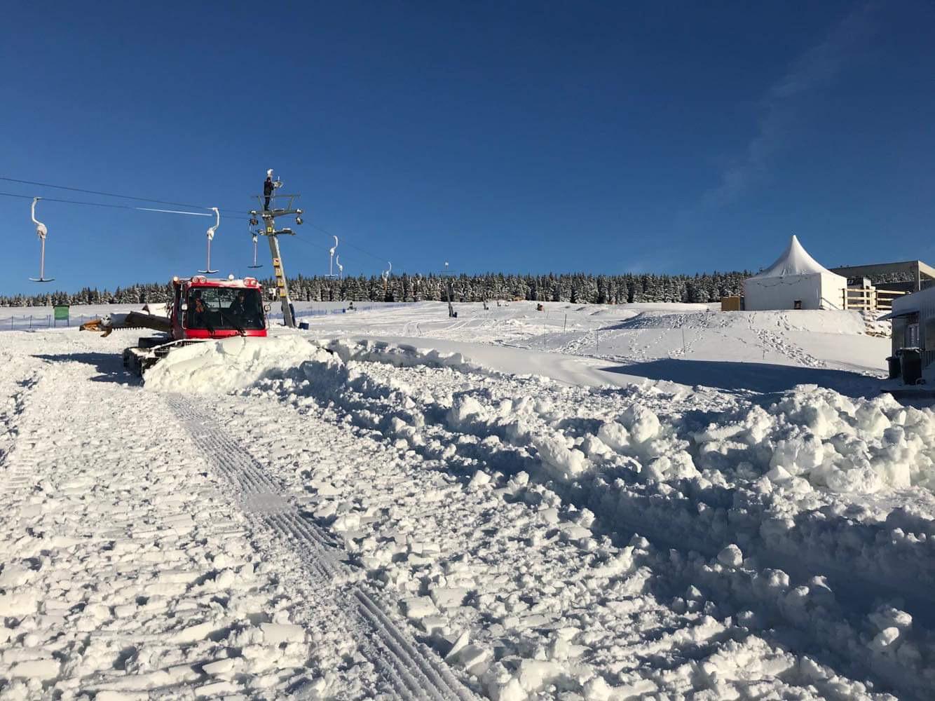 30.12. otevíráme skiareál!
